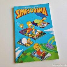 Cómics: SIMPSONS COMICS - SIMPSORAMA - 17 X 26.CM APROX. Lote 179309435