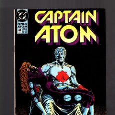 Cómics: CAPTAIN ATOM 44 - DC 1990 VFN. Lote 179309852
