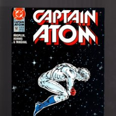 Cómics: CAPTAIN ATOM 52 - DC 1991 VFN. Lote 179310108