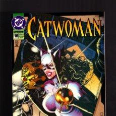 Cómics: CATWOMAN 16 - DC 1994 VFN/NM. Lote 198401070