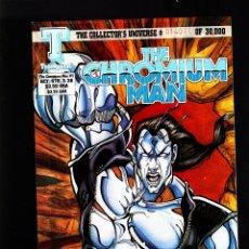 Cómics: CHROMIUM MAN 1 - TRIUMPHANT 1993 VFN/NM. Lote 179317451