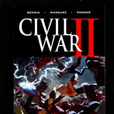 Cómics: CIVIL WAR II 5 - MARVEL 2016 VFN/NM . Lote 179318182