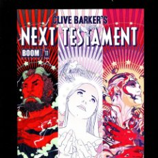 Cómics: CLIVE BARKER 'S NEXT TESTAMENT 11 - IDW 2014 VFN/NM. Lote 179318646