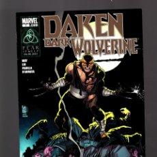Cómics: DAKEN DARK WOLVERINE 7 - MARVEL 2011 VFN / WAY & LIU. Lote 179386415