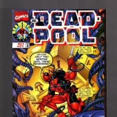 Cómics: DEADPOOL 21 - MARVEL 1998 VFN/NM. Lote 179396416
