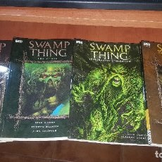 Cómics: SWAMP THING, VERTIGO 2 - 3 - 6 - 7 - 8 Y SWAMP THING 1 BAD SEED, TODO COMO NUEVO. Lote 215470400