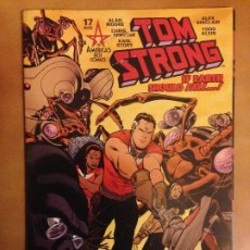 Cómics: COMIC USA TOM STRONG # 17 ALAN MOORE & CHRIS SPROUSE 2002 AMERICA'S BEST COMICS WILDSTORM . Lote 179549012