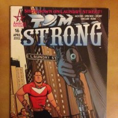 Cómics: COMIC USA TOM STRONG # 16 ALAN MOORE & CHRIS SPROUSE 2002 AMERICA'S BEST COMICS WILDSTORM . Lote 179549045