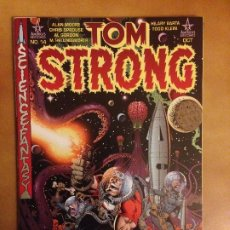 Cómics: COMIC USA TOM STRONG # 14 ALAN MOORE & CHRIS SPROUSE 2002 AMERICA'S BEST COMICS WILDSTORM . Lote 179549058