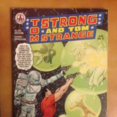 Cómics: COMIC USA TOM STRONG AND TOM STRANGE # 12 ALAN MOORE & CHRIS SPROUSE 2001 AMERICA'S BEST COMICS . Lote 179549171