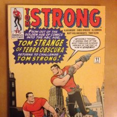 Cómics: COMIC USA TOM STRONG # 11 ALAN MOORE & CHRIS SPROUSE 2001 AMERICA'S BEST COMICS WILDSTORM . Lote 179549220