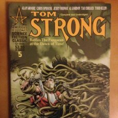 Cómics: COMIC USA TOM STRONG # 05 ALAN MOORE & CHRIS SPROUSE 1999 AMERICA'S BEST COMICS WILDSTORM . Lote 179549253
