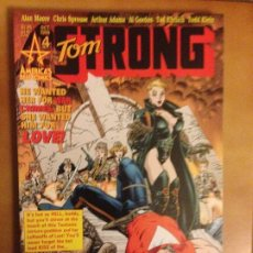 Cómics: COMIC USA TOM STRONG # 04 ALAN MOORE & CHRIS SPROUSE 1999 AMERICA'S BEST COMICS WILDSTORM . Lote 179549282