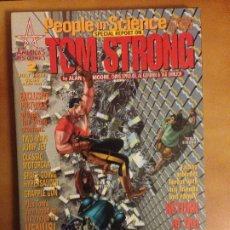 Cómics: COMIC USA TOM STRONG # 02 ALAN MOORE & CHRIS SPROUSE 1999 AMERICA'S BEST COMICS WILDSTORM . Lote 179549313