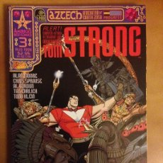 Cómics: COMIC USA TOM STRONG # 03 ALAN MOORE & CHRIS SPROUSE 1999 AMERICA'S BEST COMICS WILDSTORM . Lote 179549410