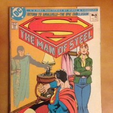 Cómics: COMIC USA SUPERMAN - THE MAN OF STEEL # 6 OF 6 BY JOHN BYRNE - DC COMICS . Lote 179549692