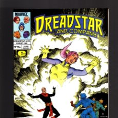 Cómics: DREADSTAR AND COMPANY 2 - MARVEL EPIC 1985 VFN/NM / JIM STARLIN. Lote 180009800