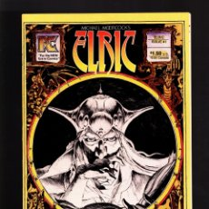 Cómics: ELRIC 1 - PACIFIC 1983 VFN/NM - ROY THOMAS & CRAIG RUSSELL. Lote 180011206