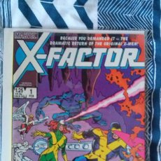 Cómics: X-FACTOR VOL 1 #1. Lote 174279693