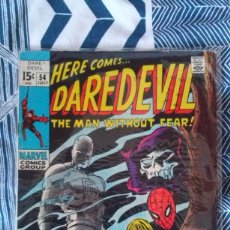 Cómics: DAREDEVIL VOL 1 #54 (1969). Lote 172072590