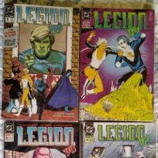 Cómics: PACK L.E.G.I.O.N. 33 COMICS DC COMICS 1989/1993. Lote 180224992