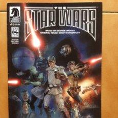 Cómics: COMIC USA THE STAR WARS # 1 BY JW RINZLER & MIKE MAYHEW - LUCAS BOOKS. Lote 180260267