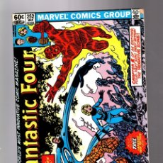 Cómics: FANTASTIC FOUR 252 - MARVEL 1983 FN / JOHN BYRNE / SPECIAL WIDESCREEN ISSUE. Lote 180323361