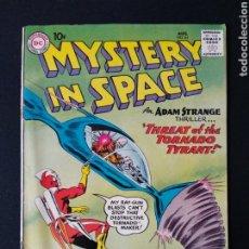 Cómics: CÓMIC SUPERMAN DC MYSTERY IN SPACE. Lote 180326275