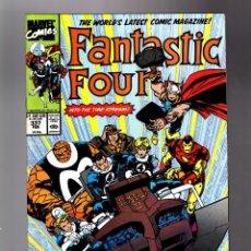 Cómics: FANTASTIC FOUR 337 - MARVEL 1990 VFN/NM / WALTER SIMONSON / THOR / IRON MAN. Lote 180326553