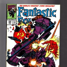 Cómics: FANTASTIC FOUR 344 - MARVEL 1990 VFN/NM / WALTER SIMONSON. Lote 180327098