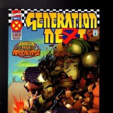 Cómics: GENERATION NEXT 3 - MARVEL 1995 VFN/NM / AGE OF APOCALYPSE. Lote 180484212