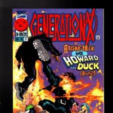 Cómics: GENERATION X 21 - MARVEL 1996 VFN- / HOWARD THE DUCK. Lote 180486082