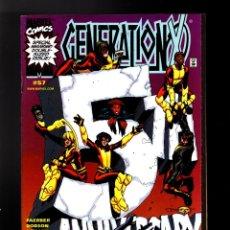 Cómics: GENERATION X 57 - MARVEL 1999 VFN GIANT SIZE ANNIVERSARY. Lote 180486752