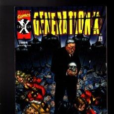 Cómics: GENERATION X 66 - MARVEL 2000 VFN / WARREN ELLIS & STEVE PUGH. Lote 180488253