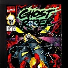 Cómics: GHOST RIDER 22 - MARVEL 1991 VFN/NM. Lote 180493847