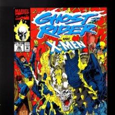 Cómics: GHOST RIDER 26 - MARVEL 1992 VFN / X-MEN. Lote 180494415