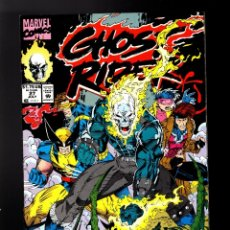 Cómics: GHOST RIDER 27 - MARVEL 1992 VFN/NM / X-MEN. Lote 180494631