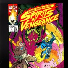 Cómics: GHOST RIDER AND BLAZE SPIRITS OF VENGEANCE 11 - MARVEL 1993 - VFN/NM. Lote 180496862