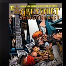 Cómics: GREYSHIRT INDIGO SUNSET 1 - AMERICA'S BEST COMICS 2001 VFN. Lote 180502782