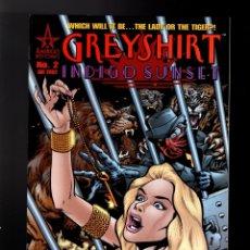 Cómics: GREYSHIRT INDIGO SUNSET 2 - AMERICA'S BEST COMICS 2001 VFN. Lote 180502912