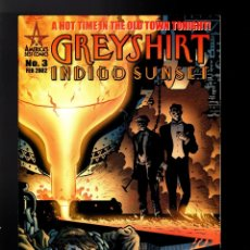 Cómics: GREYSHIRT INDIGO SUNSET 3 - AMERICA'S BEST COMICS 2001 VFN. Lote 180503062