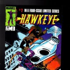 Cómics: HAWKEYE 2 - MARVEL 1983 VFN+. Lote 180505335