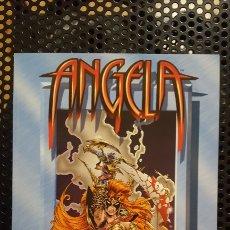 Cómics: COMIC - ANGELA - NEIL GAIMAN - GREG CAPULLO - TPB - IMAGE COMICS - TOMO INTEGRAL - (SPAWN). Lote 180871110