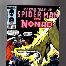 Cómics: MARVEL TEAM UP 146 - 1984 VFN/NM / AMAZING SPIDER-MAN & NOMAD. Lote 181235420