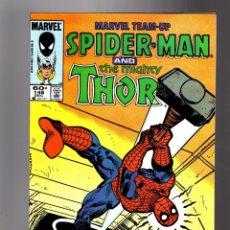 Cómics: MARVEL TEAM UP 148 - 1984 VFN/NM / AMAZING SPIDER-MAN & THOR. Lote 181235537