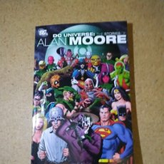 Cómics: DC UNIVERSE, THE STORIES OF ALAN MOORE, TOMO ÚNICO. Lote 181435413