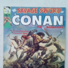 Cómics: THE SAVAGE SWORD OF CONAN THE BARBARIAN NÚMERO 1, 1974. Lote 181572565