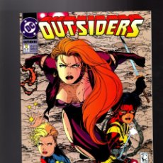 Cómics: OUTSIDERS 1 - DC 1993 NM VARIANT COVER. Lote 181745608