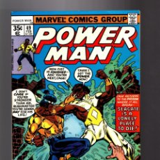 Cómics: POWER-MAN / LUKE CAGE HERO FOR HIRE 49 - MARVEL 1978 VFN / CLAREMONT & BYRNE / IRON FIST. Lote 181866330