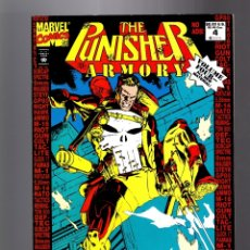 Cómics: PUNISHER ARMORY 4 - MARVEL 1992 VFN+. Lote 181871570